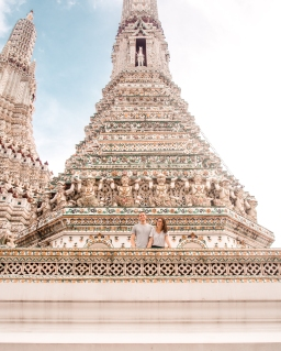 Bangkok: temples and more temples