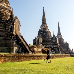 The great Ayutthaya